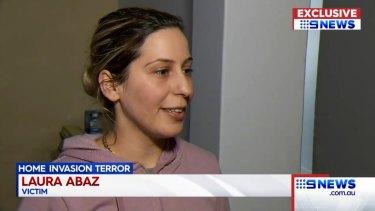 Laura Abaz.