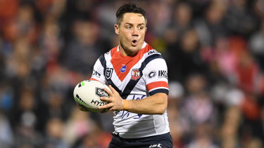 Inner sanctum: Cronk doesn't think the fears about Mitchell are anything to worry about.