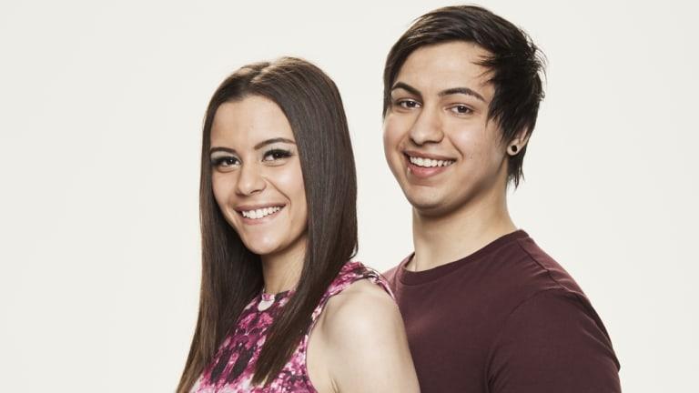 Jess and Seyat.