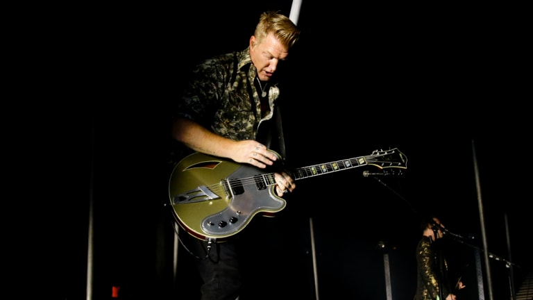 QOTSA's Josh Homme has refused to give into musical trends.