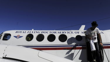 Royal Flying Doctor Service chief executive Martin Laverty says the primary health system is failing Australians in regional areas.