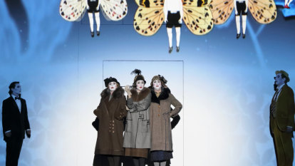 Kosky's Magic Flute enchanting and unforgettable
