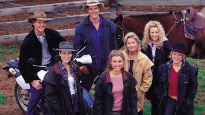 Back in the saddle: why McLeod's Daughters is worth rewatching