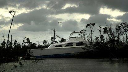 'Apocalyptic': Hurricane Dorian's destruction sparks humanitarian crisis