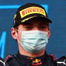 Verstappen triumphs in Emilia Romagna Grand Prix at Imola