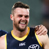 Brad Crouch on Bombers' radar as Crows continue talks