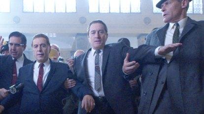 Will Scorsese's The Irishman help Netflix dominate the Oscars?