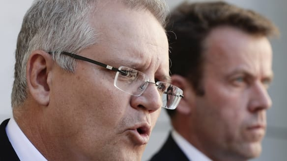 Win-win for private schools: Morrison's cash splash fixes politics, not policy