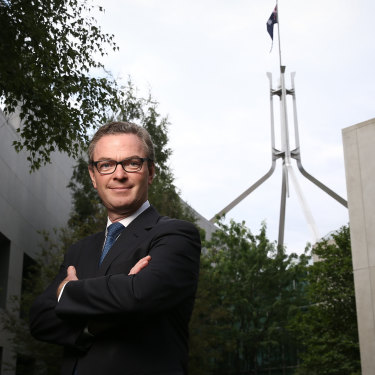 Christopher Pyne has been in Parliament for nearly 26 years.