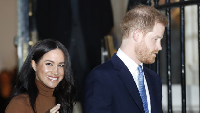 Canada to end security assistance for Prince Harry, Meghan