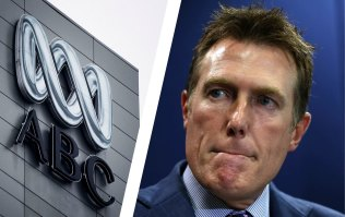 Attorney-General Christian Porter is suing the ABC for defamation.