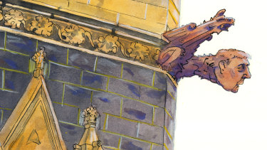 Illustration: Matt Golding