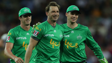 Dale Steyn is one of the most high-profile players to feature in the Big Bash.