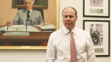 Treasurer Josh Frydenberg says spending on skills and services will be given priority in the federal budget.