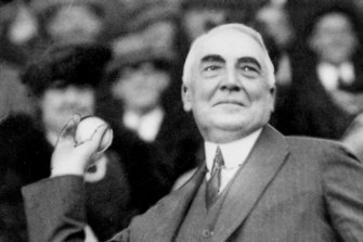 Warren Harding's reputation was tarnished by the scandals that emerged after his death.