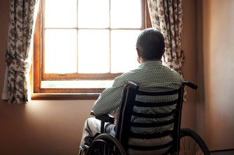 State and federal governments are preparing a plan to allow visitors to aged care homes.
