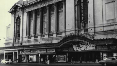 The Regent Theatre on George Street, demolished in 1988, is one the Sydney's lost cultural treasures, Sydney lord mayor Clover Moore  says.