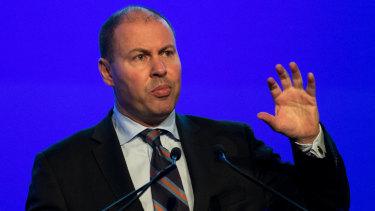 Federal Environment and Energy Minister Josh Frydenberg.