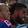 Sharks land psychological blow on Knights ahead of rematch