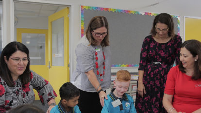 South-east Queensland to get four new schools, Premier tells Parliament