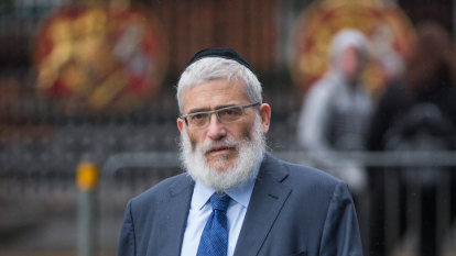 'Diamond' Joe Gutnick's company insolvent after 'dishonest' transactions