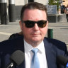 Sacked Logan mayor 'turned to alcohol'