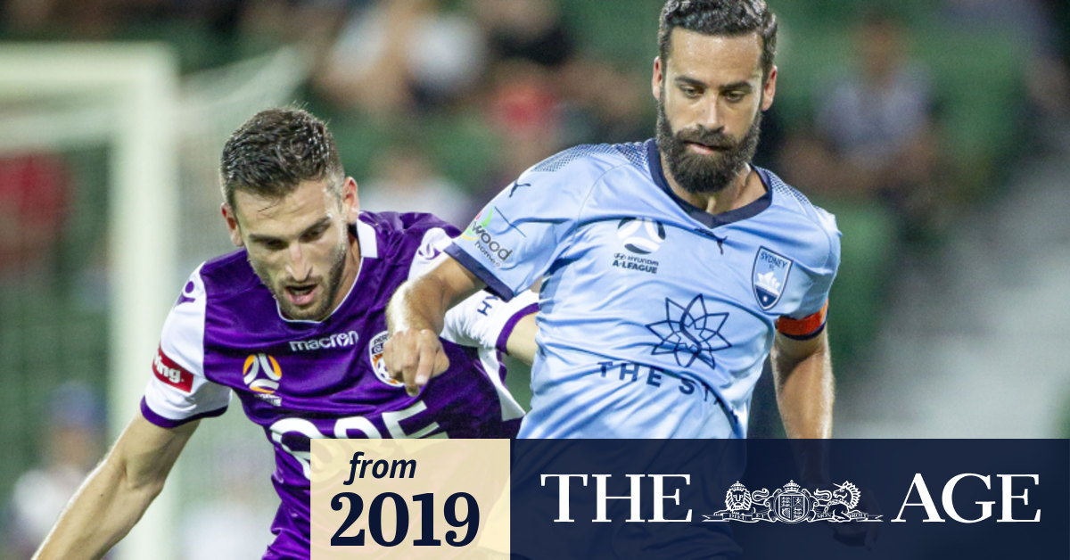 Perth Glory Go Six Points Clear In A League After Crushing