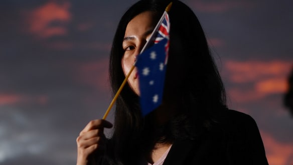 Plunge in number of Chinese residents granted Australian citizenship