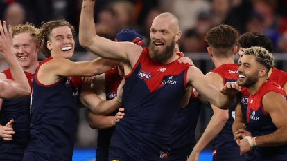 Demon days: WA hearts beat true for Melbourne's premiership dream