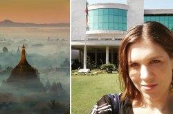 Myanmar, Jessica Mudditt.
