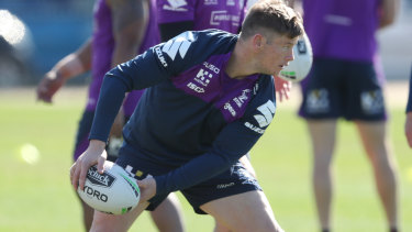 Storm youngster Harry Grant won't be loaned out to the Tigers.
