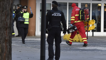 Six people were shot dead at a hospital in the Czech Republic.