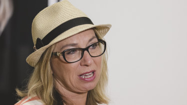 Anti-family violence campaigner Rosie Batty says too many offenders already on bail don't comply with IVOs.