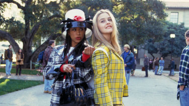 90s minimalism is always coming back around thanks to Clueless.