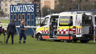 Changes: Racing NSW will trial different vehicles following an alteration to the ambulance policy intended to improve response times.