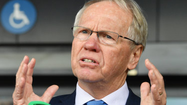 No exaggeration: Peter Beattie says the game cannot survive ongoing scandals without redress.