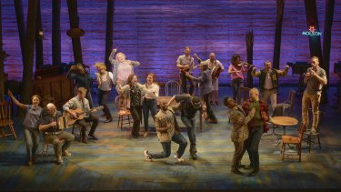 Come From Away, Melbourne