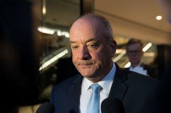 Former Wagga Wagga MP Daryl Maguire.