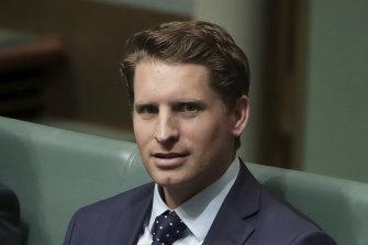 Liberal MP Andrew Hastie.