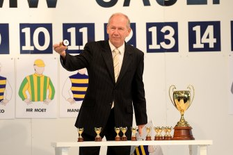 The Caulfield Cup is a race Terry Henderson has once won and wants to win again.