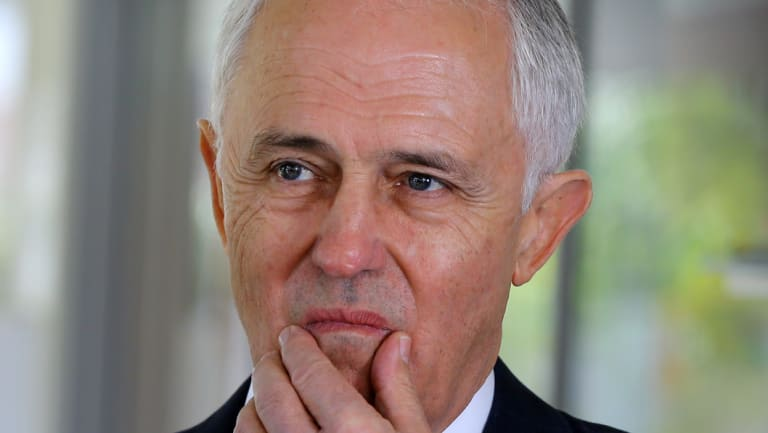 Malcolm Turnbull will not say whether his company tax cuts will be part of his pitch to voters at the next election.