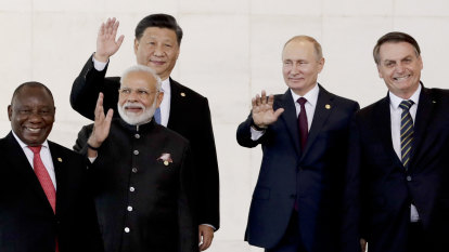 BRICS most notable for the burning issues it ignored