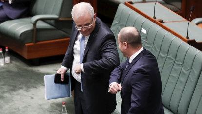 'No guarantees' on crisis endgame as $130b wage subsidy made law