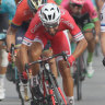 Bouhanni puts penalties behind him to sprint to victory