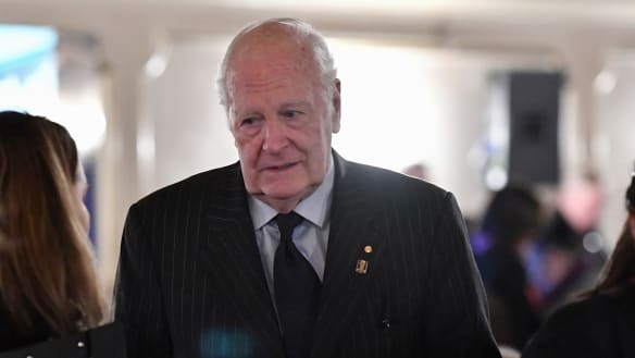 Police review allegations against former governor-general Peter Hollingworth