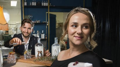 Boozeless in Brunswick: New venue raises the bar for non-alcoholic drinks