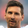 PSG fans forced to wait longer for Messi debut