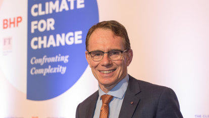 BHP push for lower emissions could set mining precedent