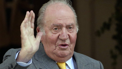Spain's former king flees the country amid corruption investigation