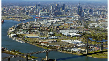 Fishermans Bend is expected to be home to 80,000 residents by 2050.